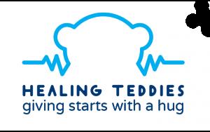 healing teddies logo